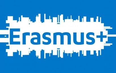 Ouverture du premier appel à candidatures du programme de mobilité Erasmus+ avec « Universidade do Minho» au Portugal