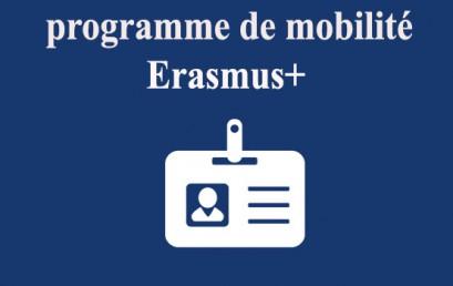 Programme de mobilité Erasmus+ avec l'Université « Las Palmas De Gran Canaria » en Espagne