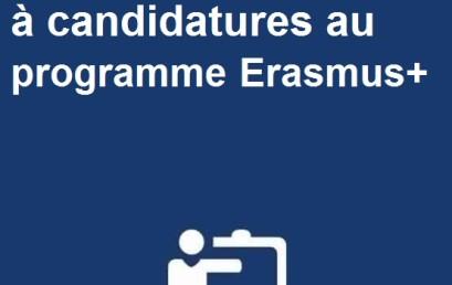 Ouverture de l'appel à candidatures au programme Erasmus+ International Credit Mobility – MARE NOSTRUM Consortium