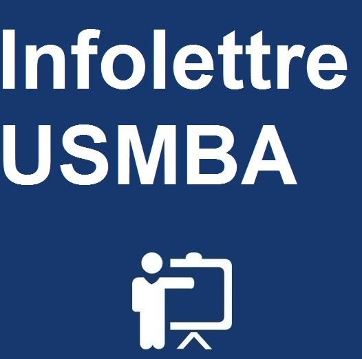 Infolettre USMBA