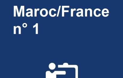 Taâwoun Maroc/France n° 1