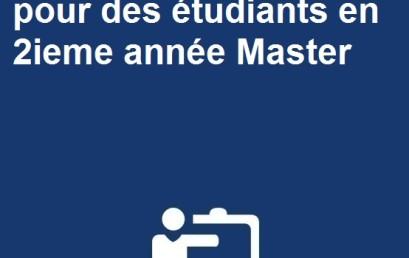 Mobilité en Roumanie pour des étudiants en 2ieme année Master
