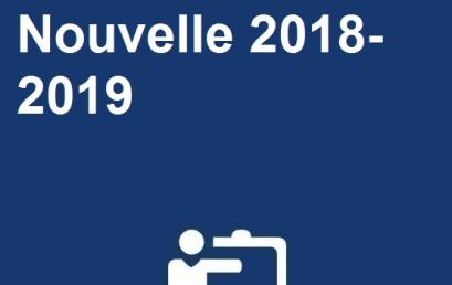 Concours de la Nouvelle 2018-2019