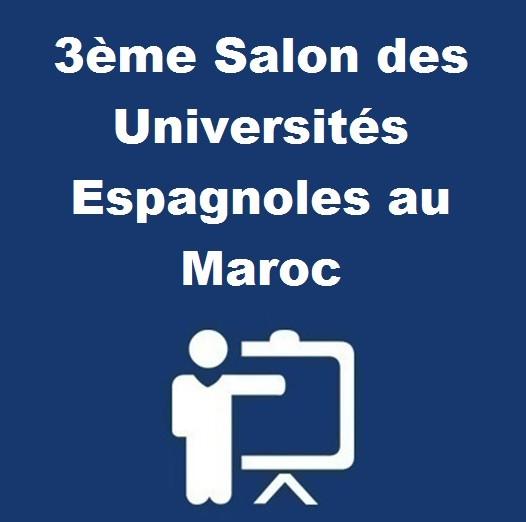 3ème Salon des Universités Espagnoles au Maroc