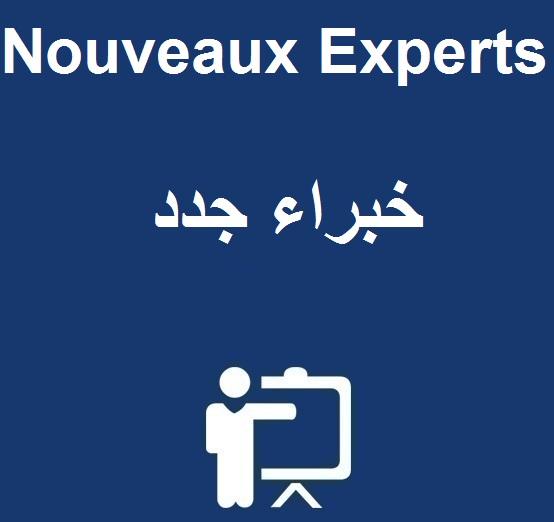 Appel à candidatures visant à recruter 120 nouveaux Experts